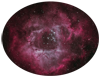 small xD = 005500 ngc 2244 - Rosette Nebula - NGC 2237 copy